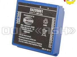 Аккумуляторная батарея HBC-Radiomatiс BA209061, BA209000 - 6.0V, 800 mAh.