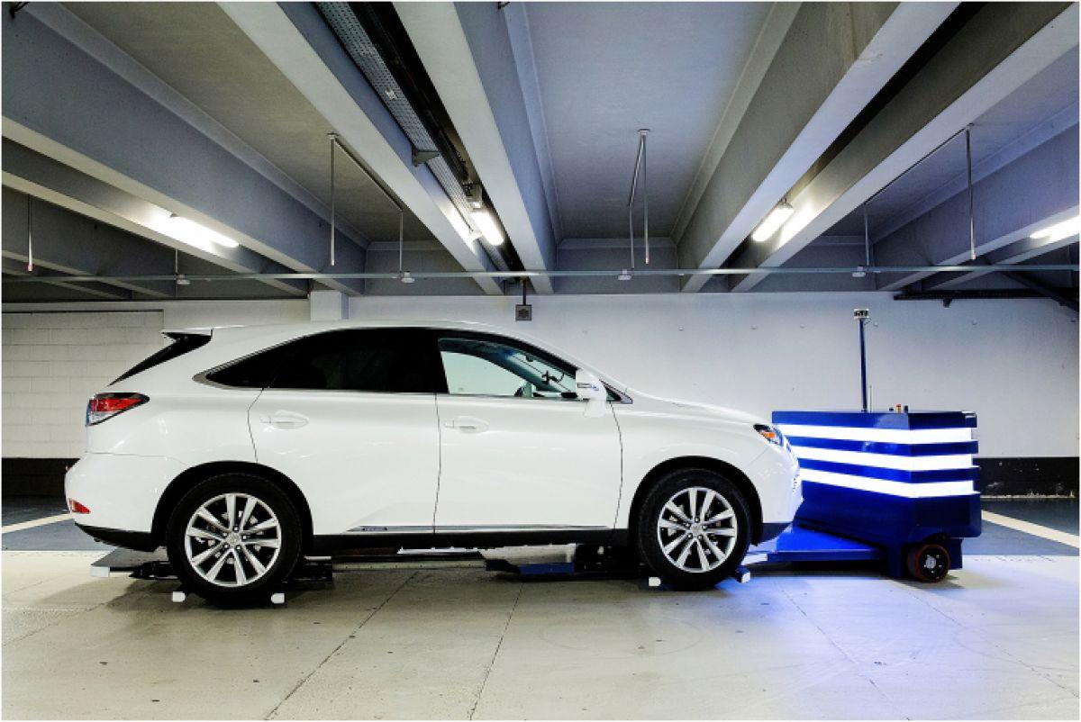 Stan - инновация в парковке