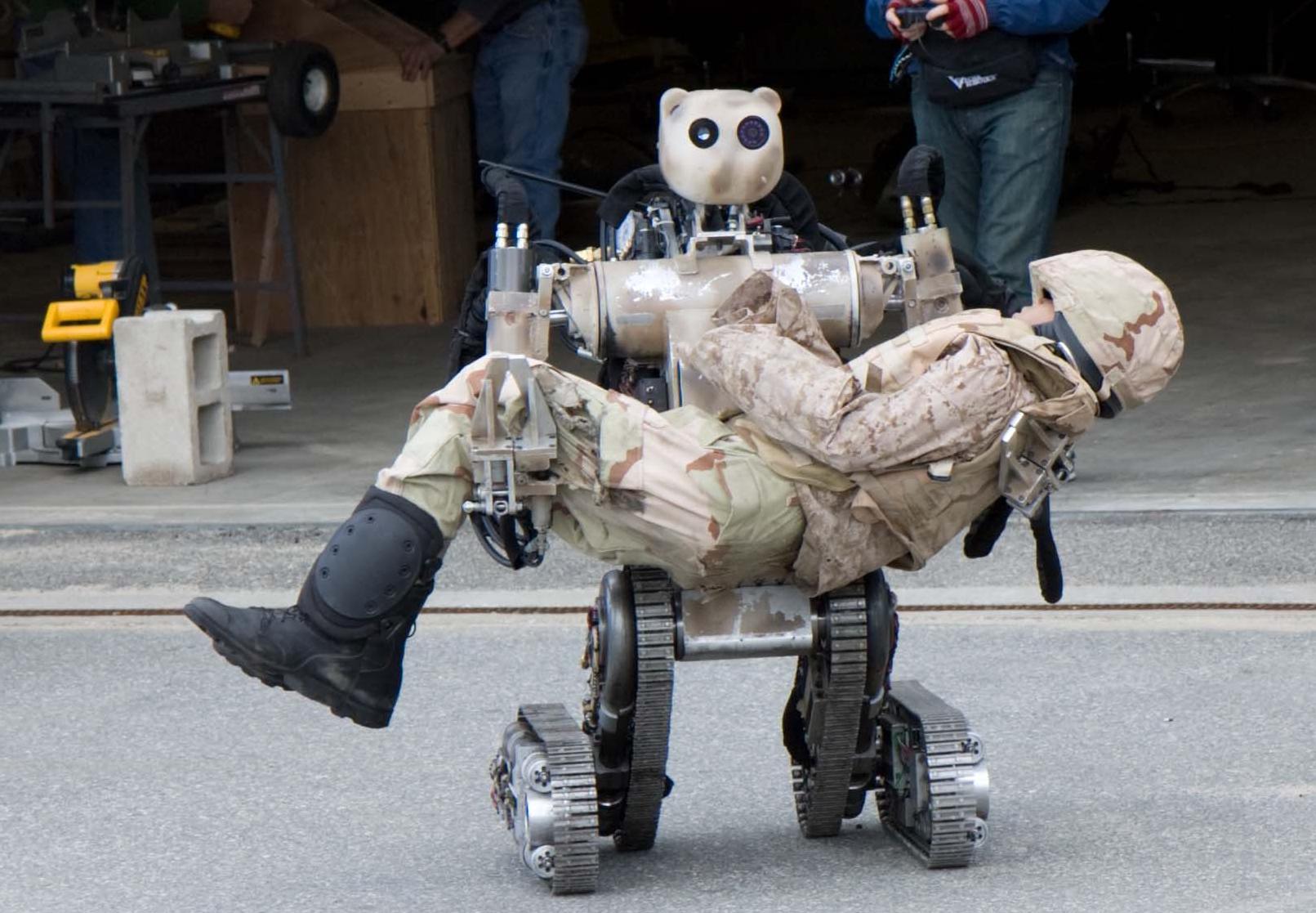 military robots - 1024×709