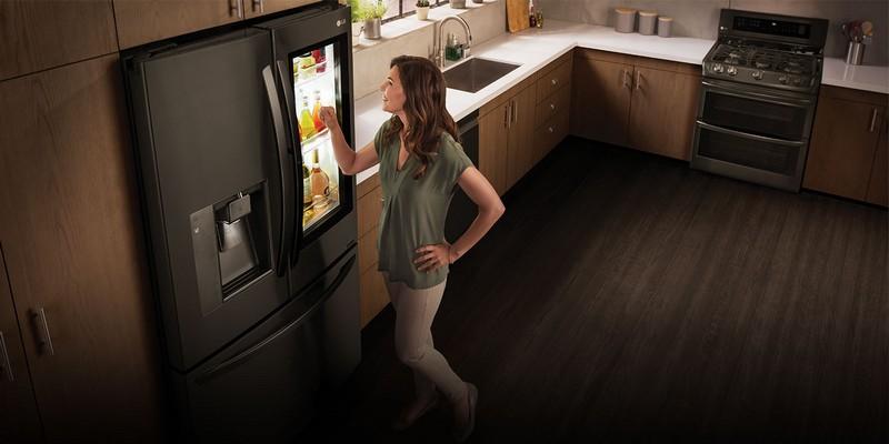 Покупающий холодильник